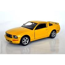 Mustang Ford 2006 Coleccion Welly De Metal En La Plata 1/24