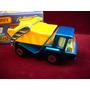 Matchbox N° 37 Skip Truck Lesney & Co England