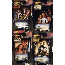 Hot Wheels Star Wars Nuevos Cerrados Varios Modelos!!!