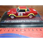 Altaya 1/43 Fiat 124 Abarth Rally Portugal 1974