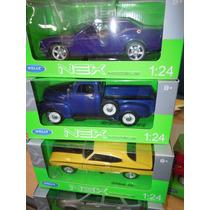 Autos Welly 1/24 16 Modelos