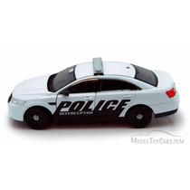 Ford Policía Patrullero Coleccion Replica Metal La Plata