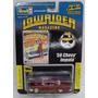 Revell 58 Chevy Impala Lowrider Ruedas De Goma Solo Envios