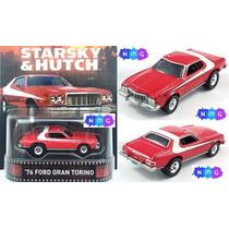 Hot Wheels Retro Starsky & Hutch 1976 Ford Torino Nmg!!