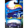Hot Wheels ´49 Ford Coupe Shoe Box T Hunt$ 2003 Ruedas Goma