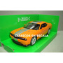 Dodge Challenger Srt - Retro Muscle Car - Welly 1/24