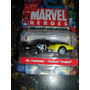 Marvel Heroes Mr. Fantastic - Pontiac Firebird