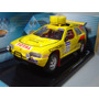 Citroen Zx - Rally Raid 1992 - Amarillo - Solido 1/18