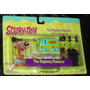 Scooby Doo Mystery Machine Model Kit Johnny Lightning Nueva