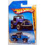 Hot Wheels Toyota Land Cruiser Fj40 Jeep 41/240 2010 Juguete