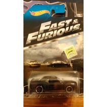 Hot Wheels Dodge Challenger Rapido Y Furioso