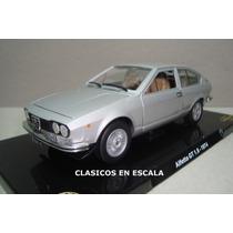 Alfa Romeo Alfetta Gt 1.8 1974 - Colección Alfa 1/24