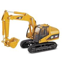 Excavadora Hidráulica 1/32 Norscot Cat Replica Miniatura