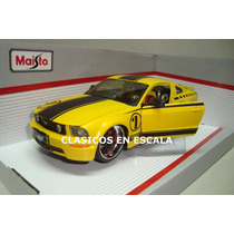 Ford Mustang Gt Racing - Tuning Muscle Car - Maisto 1/24