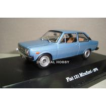 Fiat 131 Mirafiori 1974 - Starline 1/43