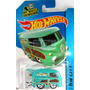 Hot Wheels Kool Kombi Wv Type 2 Hippie 70s Original Mattel