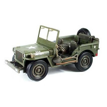 Jeep Willys Escala 1:32 New Ray