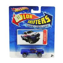 Auto Hot Wheels Color Shifters Cambian Color Tarjeta 3d