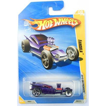 Hot Wheels Fangula 2010 Engendro Hot Rod Vikingo45