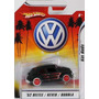 Hot Wheels Volkswagen 1:50 - Nº 5 `52 Beetle Vw Año 2008