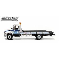 Camion International Durastar 4400 1/64 Greenlight Policia