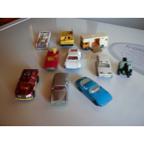 Autitos De Coleccion Machbox,jet,yathmig,corgi,muky