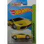 Hot Wheels Lamborghini Huracán Lp 610-4 2015 Amarillo