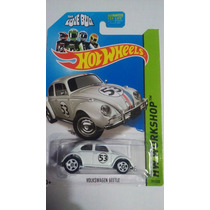 Hot Wheels 2014 Herbie The Love Bug- Gianmm