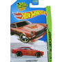 Auto Hot Wheels Custom V 8 Vega Ploteado Retro Especial Nara