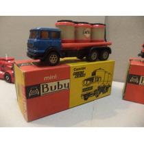 Buby Camion Fiat 697 - Loma Negra Caja Original Nro 16