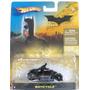 Auto Hot Wheels Batcycle Batman C/personaje Series Retro Col