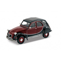 Welly 1.24 Citroen 2cv Charleston