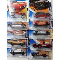 Hot Wheels Lote X 10 Original Mattel 2012