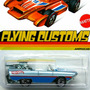 Auto Hot Wheels Flying Customs Amphicar Anfibio Retro Especi
