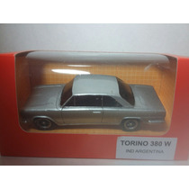 Torino 380 Auto De Resina 1:43 Milouhobbies Ar007 No Rueda
