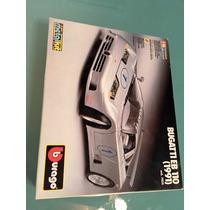 Burago 1/18 Bugatti Eb 110 (1991) Nuevo!! Para Armar!!!!