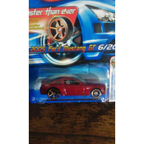 Hot Weels 2005 Ford Mustang First Editions Gt