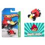 Hot Wheels Angry Birds Red Bird 2012 Imagination Solo Envios