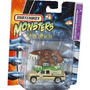 Auto Matchbox Monsters Camioneta Con Personaje Orangutan