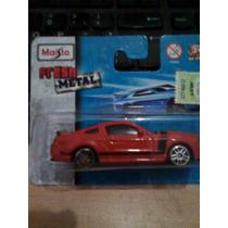 Autitos De Coleccion Maisto 2013 Ford Mustang Boss 302