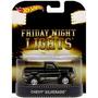 Auto Hot Wheels Camioneta Chevy Silverado Friday Night Light