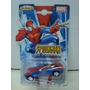 Majorette Marvel Heroes Auto Spiderman Hombre Araña 4 Modelo