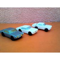 Lote X 3 Autitos Soplados Torino Nugil Version 1 / 2 / 3