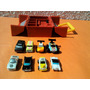 Micro Machines 8 Autitos Con Caja Guarda Coches