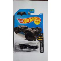 Hot Wheels 2016 Batman Vs Superman Batmobile- Gianmm