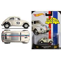 Hot Wheels Herbie Cupido Motorizado Volkswagen Solo Envios