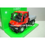 Mercedes Benz Unimog U400 Truck - Welly 1/24