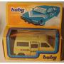 Buby Renault Trafic Escolares Autito Auto Antiguo Juguete