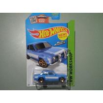 Hot Wheels Ford Escort Rapidos Y Furiosos