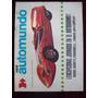 Automundo 149 12/3/68 Tomasi Ghia 500 Cc Ragno Luchetti